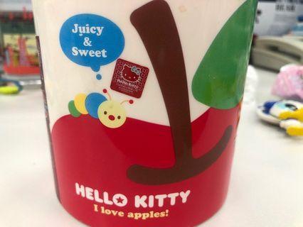 Hello Kitty 垃圾筒 辦公文具