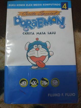 Komik Doraemon Vol. 4 Cerita Masa Lalu