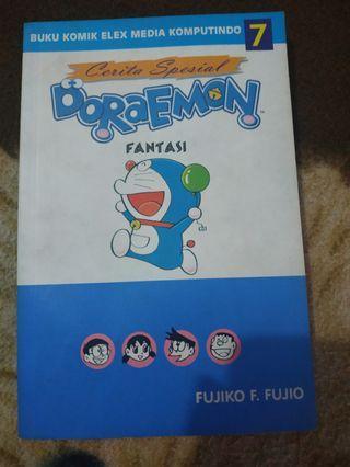 Komik Doraemon Vol. 7 Fantasi