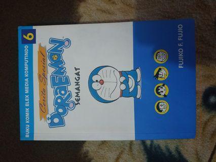 Komik Doraemon Vol. 6 Semangat