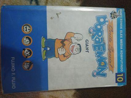 Komik Doraemon Vol. 10 Giant
