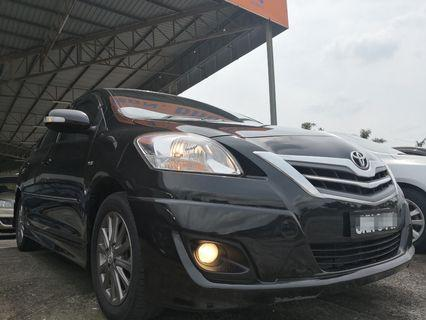 Toyota Vios 1.5L-G (A) 2012 Full loan!!