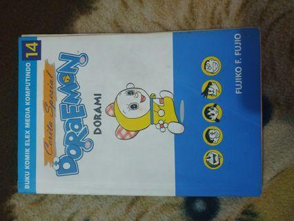 Komik Doraemon Vol. 14 Dorami