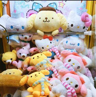 🚚 Sanrio 18cm Soft Toy