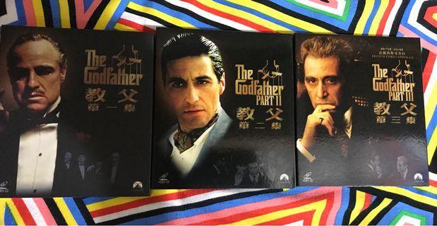 經典電影VCD $60 (10隻)