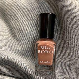 MISS BOBO可剝式指甲油