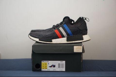 Adidas Tri-Color NMD BLACK