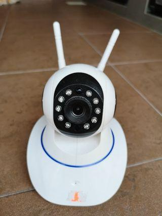 Wireless Smart IP Camera