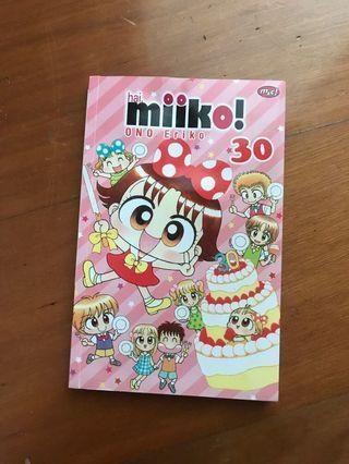 Komik Hai Miiko vol 30