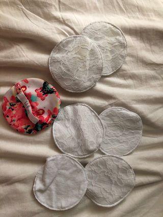 🚚 Nursing pads (reusable)