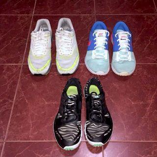 ⚪️ Nike & Adidas Sneakers