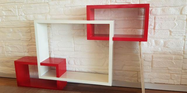 Wall shelf display
