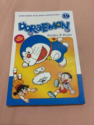 Komik Doraemon No 39 Kondisi Like New