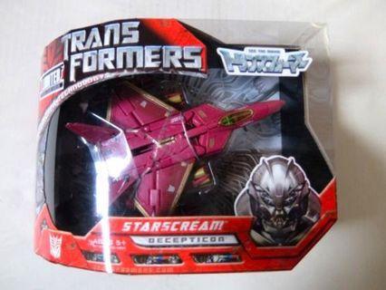 TakaraTomy Transformers 2007 Movie Limited Special Colour ver. Exclusive Toshiba Vardia Starscream
