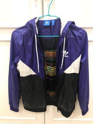 🚚 Adidas 風衣外套