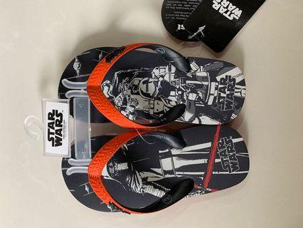 🚚 Star Wars slippers