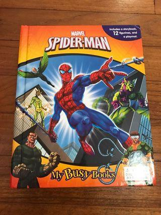 Spider-Man My Busy Books