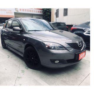 Mazda 3 一代五門