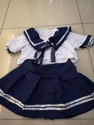 Sailor Dress Cosplay