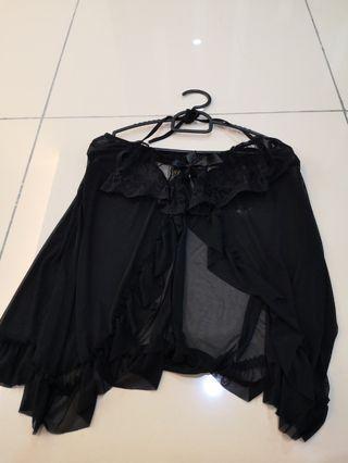 Pajamas black