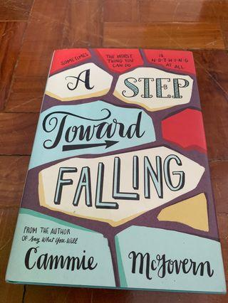 A Step Toward Falling by Cammie McJovern