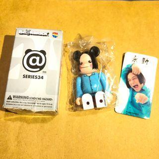 [包郵] Bearbrick Series 34 Be@rbrick 永野