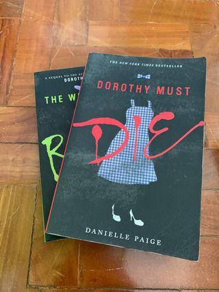 Dorothy Must Die Book Set ( Book 1 and 2 )