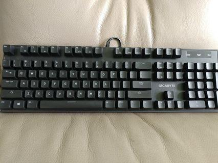 Gigabyte RGB Keyboard (GK-FORCE K85)