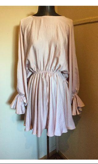 Free post Boho Grecian Dress NWT