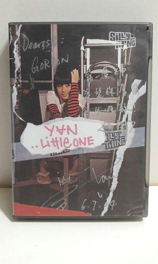 2004年 Silly Thing 吳日言 YAN Little One 親筆簽名 CD