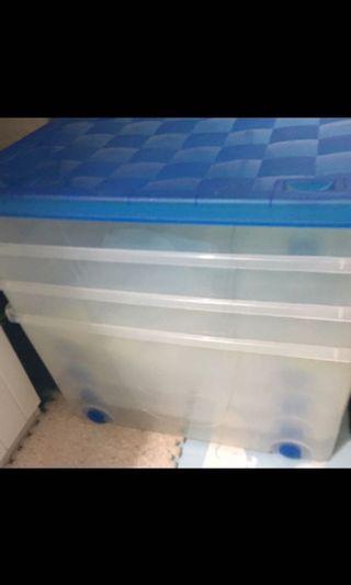 膠箱 收納箱