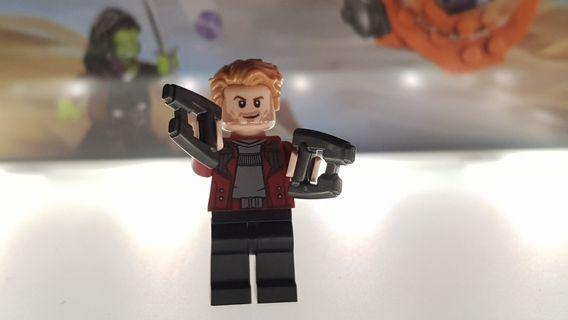 Lego Marvel Super Heroes - Star-Lord in Utimate Battle