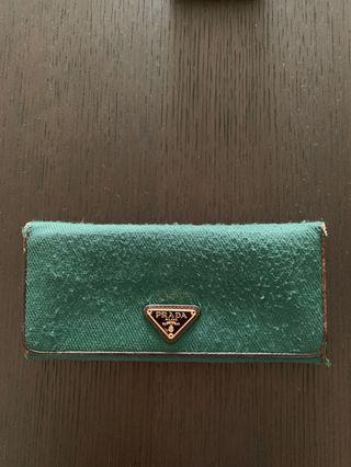 🚚 Long Wallet - Prada (Authentic)