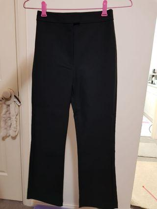 Kookai black pants size 34