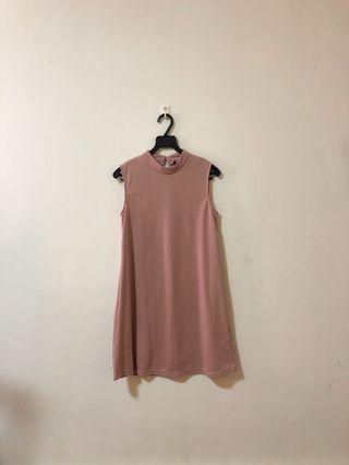 Zalora High Neck Dress