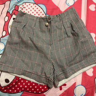 houndstooth highwaist pants