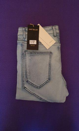 DANT BULUN Skinny Ripped Jeans