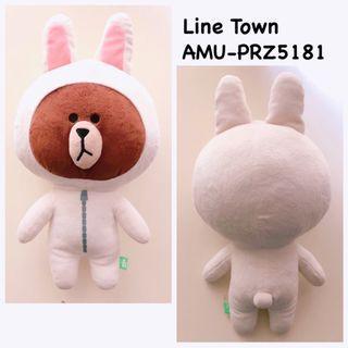 (包郵) Line Friends 35cm 景品 (no tag)