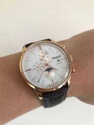 Ingersoll Moonphase limited edition (German Design)