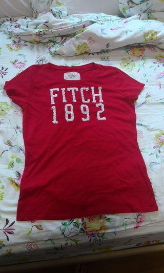 authentic Abercrombie Fitch shirt