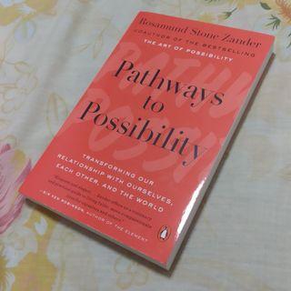 Pathways to Possibility book by Rosamund Stone Zander