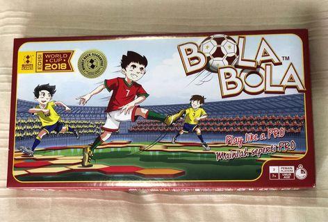 Bola-bola board game