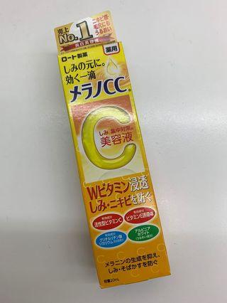 樂敦 - Melano CC 精華液 20ml
