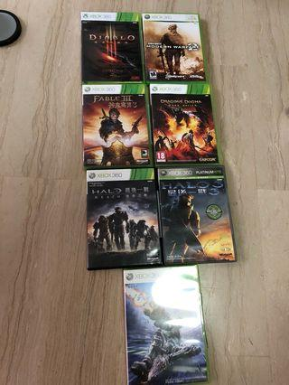 🚚 7 Games for $30