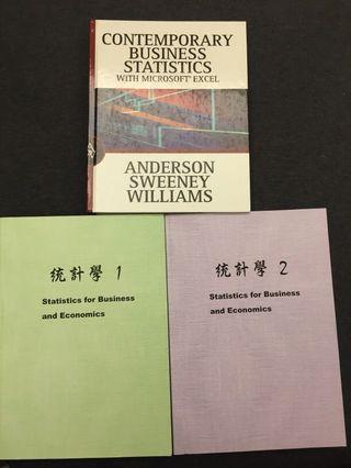 🚚 統計學(原文書+中譯本)