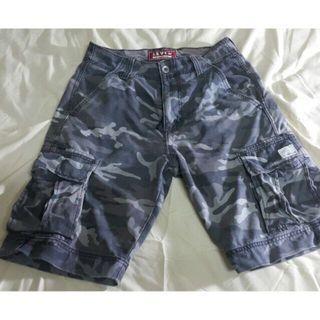 Levi's 工作短褲