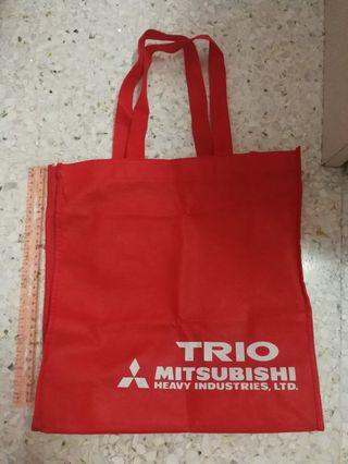 Mitsubishi recycle bag