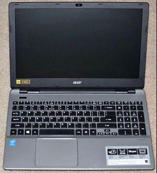 """Mint 15.6"""" Acer Core i7 Gaming Laptop"""