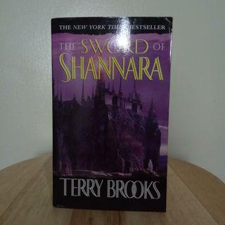 The Sword of Shannara by Terry Brookz