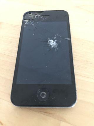 🚚 iPhone 4 iCloud Locked